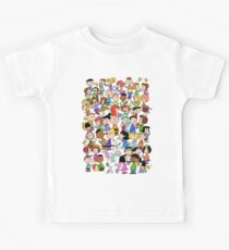 PEANUTS FAMILY Kids Tee