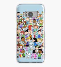 PEANUTS FAMILY Samsung Galaxy Case/Skin