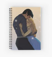 High Lord and Lady Spiral Notebook