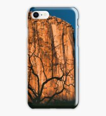 EL CAPITAN, SUNSET iPhone Case/Skin