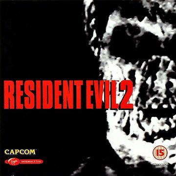 Resident Evil 2 Cover by Gosodfrid