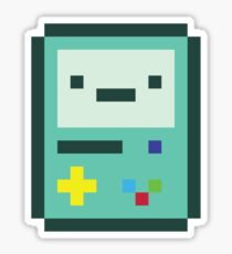 8-bit Beemo Sticker