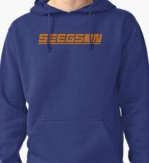 Seegson Synthetics Pullover Hoodie