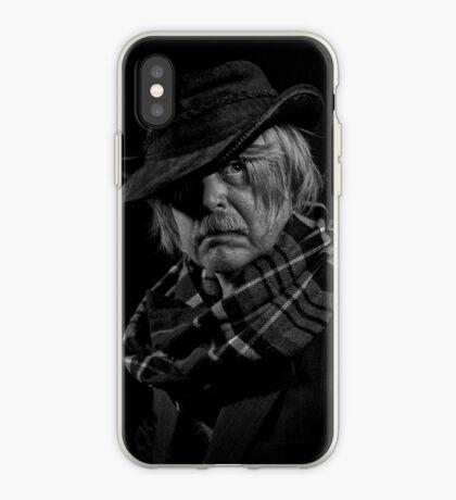 Senor Lava sus manos iPhone Case