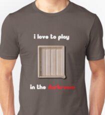 Play in the darkroom Unisex T-Shirt