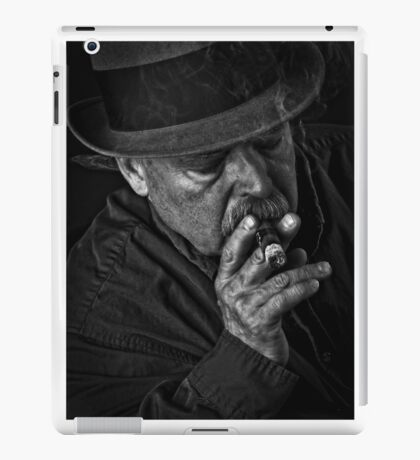 Days Last Cigar iPad Case/Skin