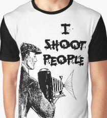 Vintage photographer Graphic T-Shirt