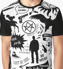 Supernatural items Graphic T-Shirt