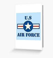 Wonderful U.S Air Force Greeting Card