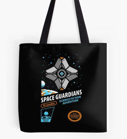 RETRO SPACE GUARDIANS Tote Bag