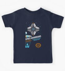 RETRO SPACE GUARDIANS Kids Tee