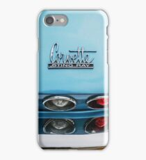Corvette Sting Ray - TRA0118 iPhone Case/Skin