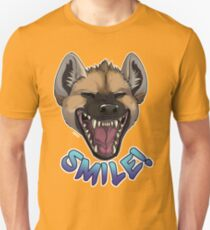 SMILE! Hyena T-Shirt