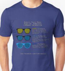 Sunglasses Firmware Information Unisex T-Shirt