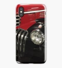 Classic 1946 Chevrolet Pickup Truck profile iPhone Case