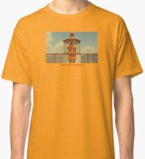 Moonrise Kingdom T-shirt design Classic T-Shirt