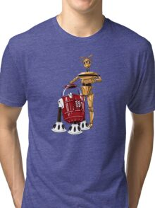 The Bots You're Looking For Tri-blend T-Shirt