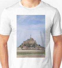 Mont Saint-Michel, France Unisex T-Shirt