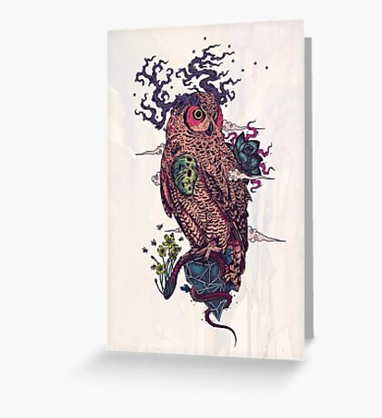 Regrowth Greeting Card