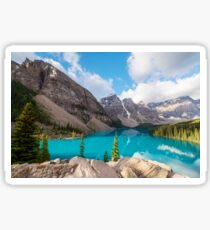 Moraine Lake Banff National Park Sticker