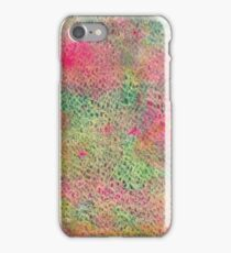 Zinnia Garden iPhone Case/Skin