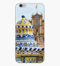 Plaza de Espana iPhone Case