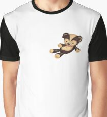 Lazy Ted Graphic T-Shirt