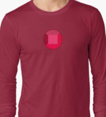 Garnet's Gem  Long Sleeve T-Shirt