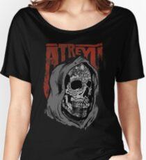 ATREYU SKULL Women's Relaxed Fit T-Shirt