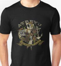 LEAD SEGELPAPIER ANKER Slim Fit T-Shirt