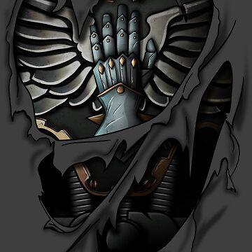Iron Hands Armor by heavyplasma