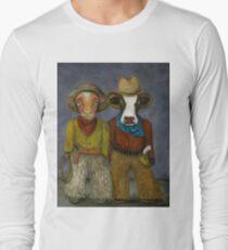 Real Cowboys Long Sleeve T-Shirt