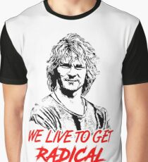 patrick swayze - backoff warchild Graphic T-Shirt