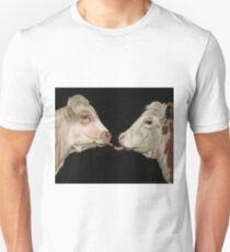 Cow Lick Unisex T-Shirt