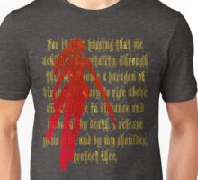 Unbound by Death Unisex T-Shirt