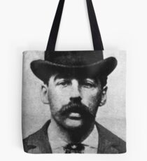 H.H Holmes Americas First Serial Killer Tote Bag