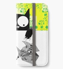Origami Fish iPhone Wallet/Case/Skin