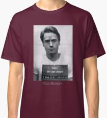 Ted Bundy Mugshot Classic T-Shirt