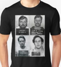 Serial Killers Mugshot  Unisex T-Shirt