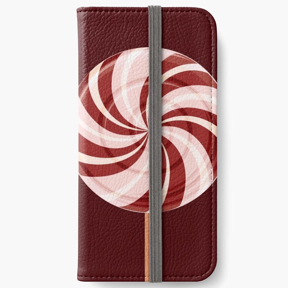 Chocolate Lollypop iPhone Wallet