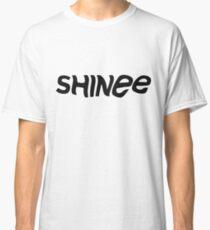 SHINee- Logo - Black Classic T-Shirt
