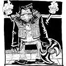 Goblin Punker by Matthew Jay