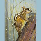 Chirpy the Chipmunk by Laurie Miller