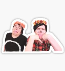 Dan & Phil Sticker