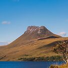 Stac Poillaidh and Rowan Tree by derekbeattie