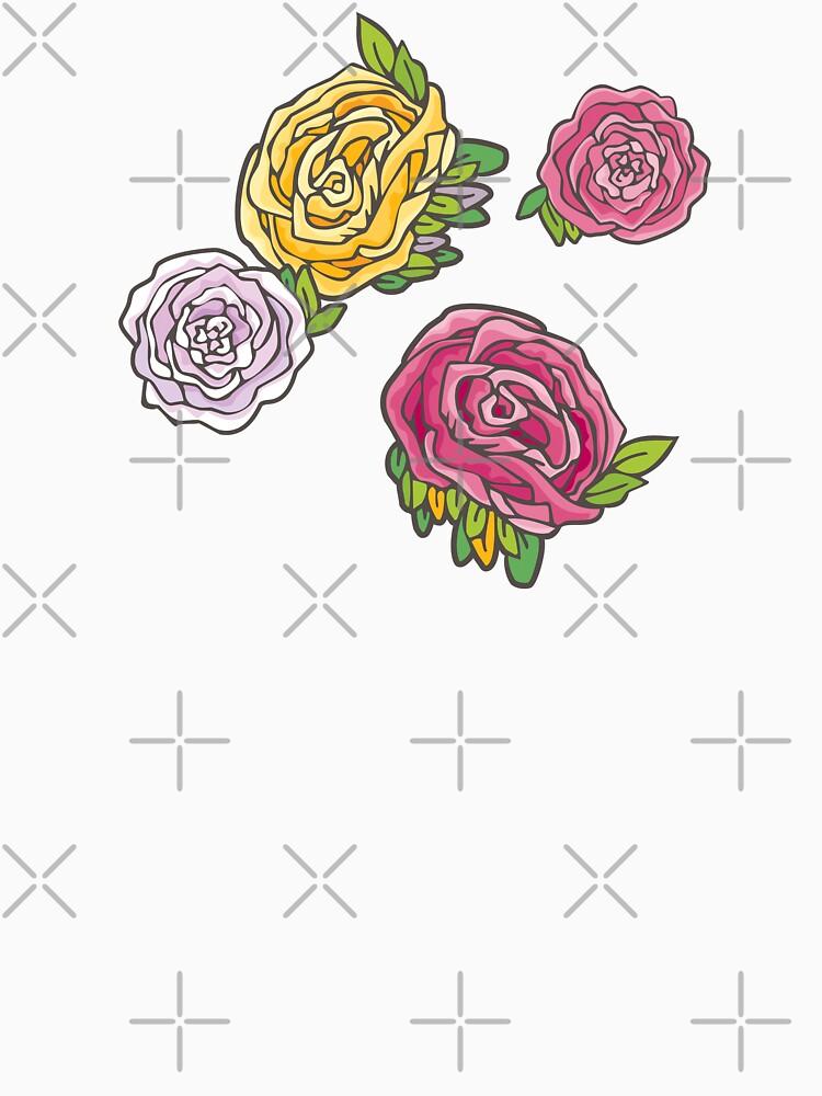 Vintage Roses by rusanovska