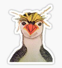 Rock Hopper Penguin Sticker