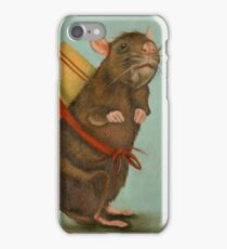 Pack Rat iPhone Case/Skin