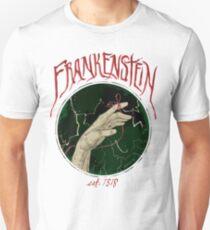 Frankenstein--Remember Me T-Shirt