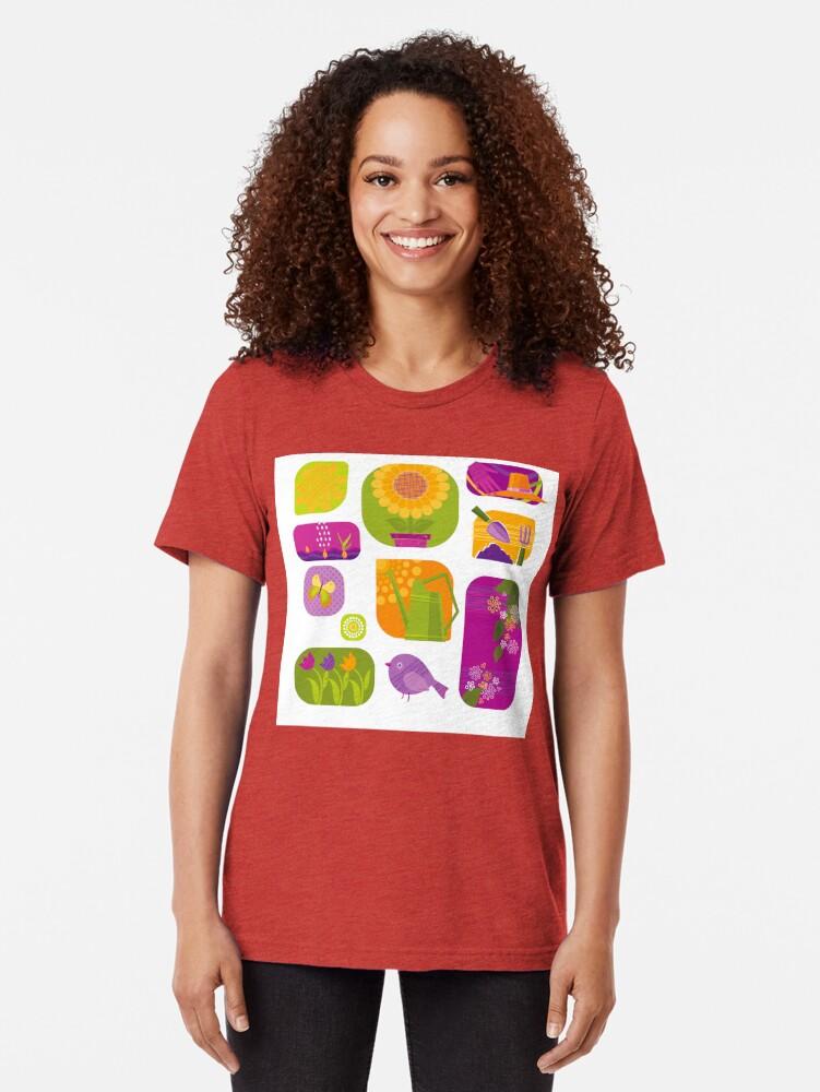 Alternate view of Spring Tri-blend T-Shirt